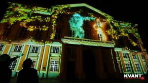 Поражающий видеомэппинг на Festival of Light Bratislava 2016