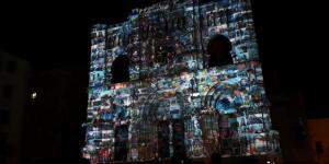 Архитектурный 3D mapping