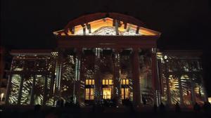 Enescu-7Прекрасный 3D mapping на George Enescu International Competition 2016